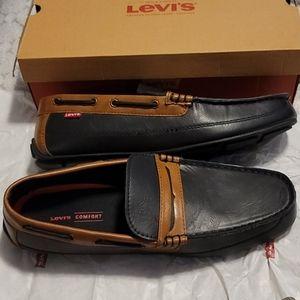 Mens Levi's size 13 Comfort Insole Black